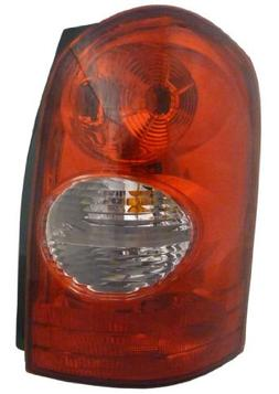 Mazda MPV Replacement Tail Light Assembly - Driver Side by A