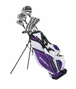 Precise MDXII 15 Piece Women's Golf Club Package Set - Right