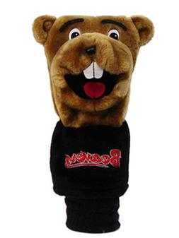Team Golf NCAA Oregon State Beavers Mascot Golf Club Headcov