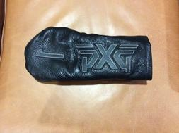 PXG New Black Driver Head Cover