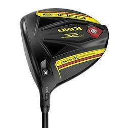 NEW Cobra KING SPEEDZONE XTREME Driver - Black/Yellow