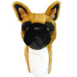 New Daphne's Frenchie Animal Golf Driver Headcover