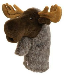 New Daphne's Moose Golf Driver Headcover