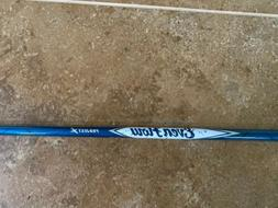 New Project X Even Flow Blue 6.0 S Flex 65g Driver Shaft Tay