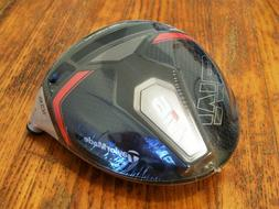 New in plastic TaylorMade M6 10.5* Driver Head Only 2019 Rig