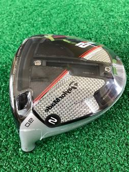 NEW TAYLORMADE M5 9* DRIVER HEAD ONLY