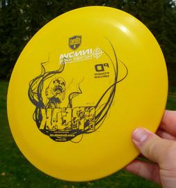 New Patent # Discmania PD S-Line Power Driver Innova Champio