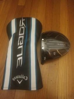 New Callaway Rogue Draw 13.5 Degree Driver -HEAD ONLY- &HC R