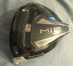 New Sealed TaylorMade RH Right Handed SIM Driver Head Only 1