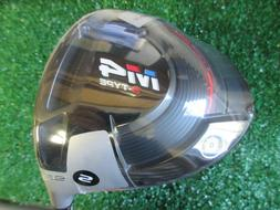 NEW TAYLORMADE GOLF M4 D-TYPE 9.5° DRIVER ATMOS GRAPHITE ST