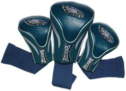 NFL Philadelphia Eagles 3 Pack Headcover