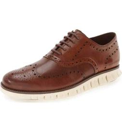 NIB Cole Haan Men's Zerogrand Wing Ox Leather Driver Shoes C
