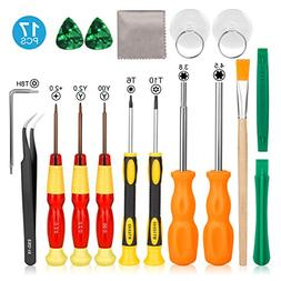 Keten Triwing Screwdriver for Nintendo, 17in1 Professional F