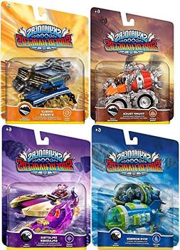 Overdrive Team Character Cars Super Chargers Dive Bomber / T