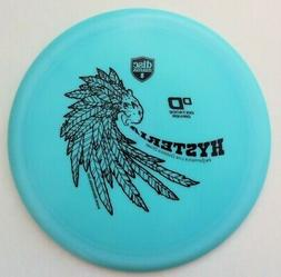 Discmania P-Line DD Hysteria 175g Blue Disc Golf Distance Dr