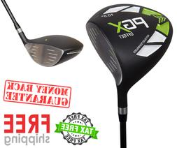 PGX Offset Golf Driver Offset Anti-Slice Technology Right Ha