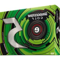 New Bridgestone Precept 2014 E5 Golf Balls 6 Dozen