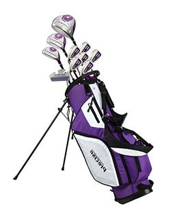 Precise M5 Ladies Womens Complete Right Handed Golf Clubs Se