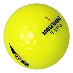 Bridgestone e6 Soft Yellow - Premium Mint Quality - 48 Golf