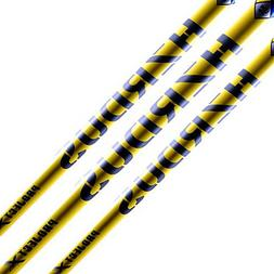 Project X HZRDUS Yellow 75 Driver Shaft - Choose Adapter - I