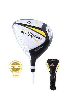 Paragon Rising Star Kids Junior Ages 5-7 Yellow/Left-Hand