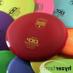 Discmania S-LINE DD3 *pick color & weight* Hyzer Farm disc g