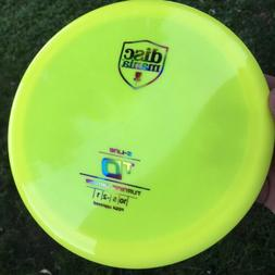 DISCMANIA S-Line TD Disc Golf Distance Driver With Jelly Bea