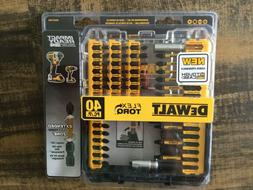Screw Driving Set Impact Drill Driver Ready Tips Bits Kit Ma