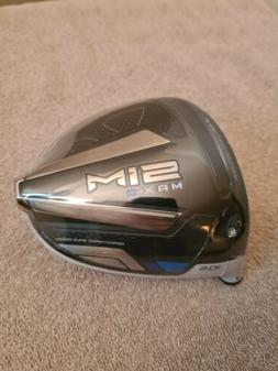 TaylorMade SIM Max D Driver - 10.5 - Left Handed - HEAD ONLY