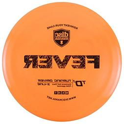Discmania S-Line TD2 Fever Distance Driver Golf Disc  - 140-