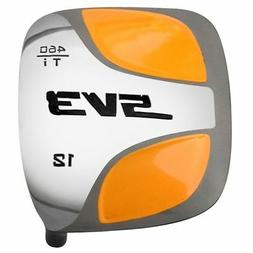 SV3 Square Titanium Driver Graphite Shafted