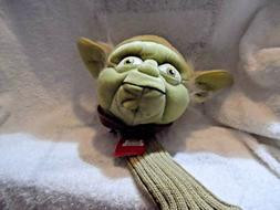 Star Wars Yoda Golf Club Head Cover 460cc for Drivers and Wo