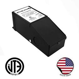 HitLights 40 Watt Dimmable LED Driver, 12V Magnetic Power Su