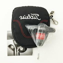 TITLEIST SURE FIT WRENCH TOOL KIT POUCH BAG ACCESSORY STORAG