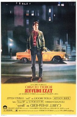 Taxi Driver 11 x 17 Movie Poster - Style A