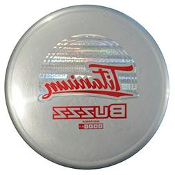 Discraft Buzzz Titanium Golf Disc, 175-176gm