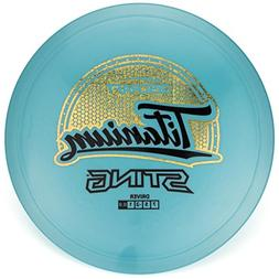 Discraft Titanium Sting Fairway Driver Golf Disc  - 175-176g