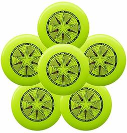 Discraft Ultra-Star 175g Ultimate Frisbee Sport Disc  Yellow