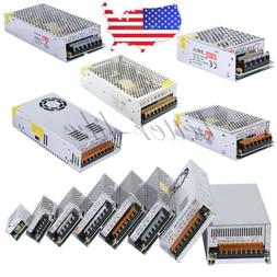 Universal 12V 1/3/5/10/15/20/25/30A Switching Power Supply D