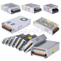 Universal 12V 3/5/10/15/20/25/30/50A Switching Power Supply