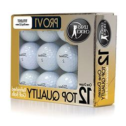 Titleist Pro V1Golf Balls, Pack of 12