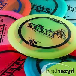 Discraft Z HEAT *choose weight and color* Hyzer Farm disc go