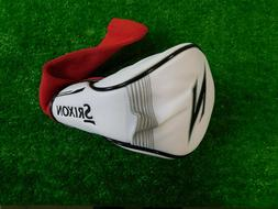 Srixon Z Series White & Red Driver Headcover New